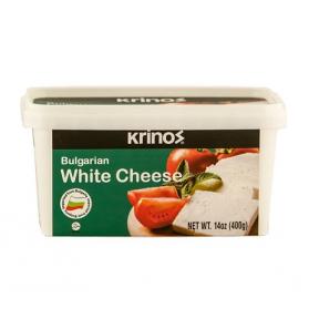 Bulgarian White Cheese, Krinos 400g