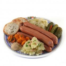 Frankfurters, Schmalz (Approx. 1lbs)