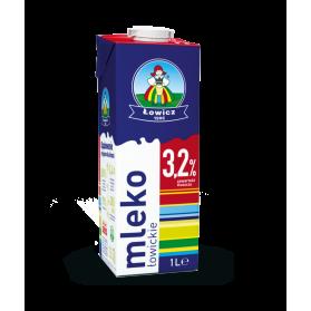 3.2% Milk Lowicz, Mleko 1L
