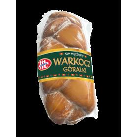 Smoked Cheese, Warkocz Goralki, Mlekovita 300g