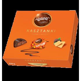 Chestnut Chocolates, Wawel 430g