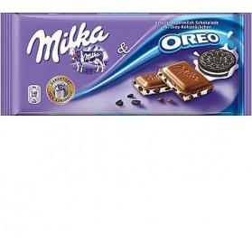Milka & Oreo Chocolate 100g/3.52oz