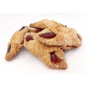 Raspberry Sour Cream Kolaczki Cookies 0.5lb
