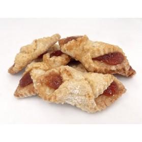 Apricot Sour Cream Kolaczki Cookies 0.5lb