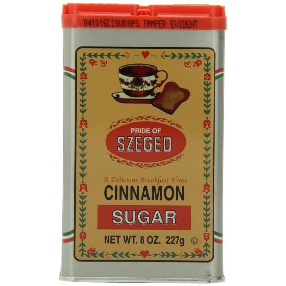 Szeged Cinnamon Sugar 170g/6oz