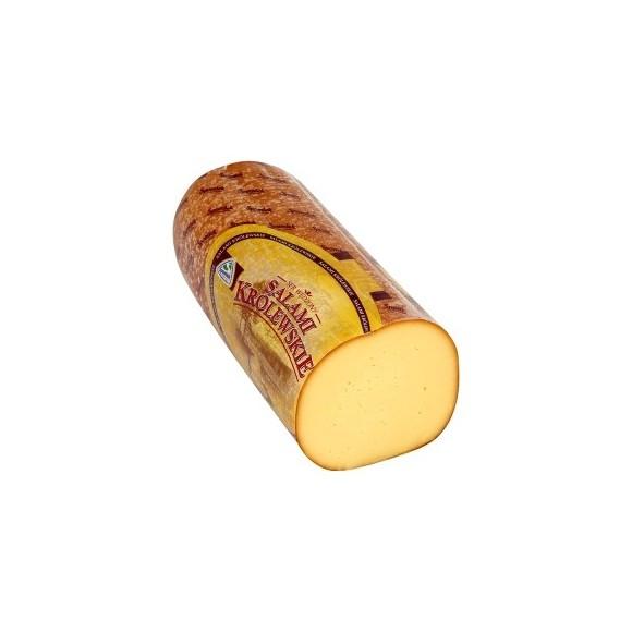 Salami smoked cheese 1/lb