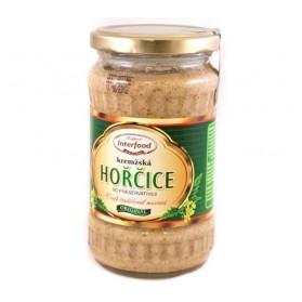 Interfood Horcice Kremzska 340g/12oz