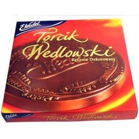 E.Wedel Torcik Wedlowski- Hand Decorated, Wedel Torte 250g/8.8oz