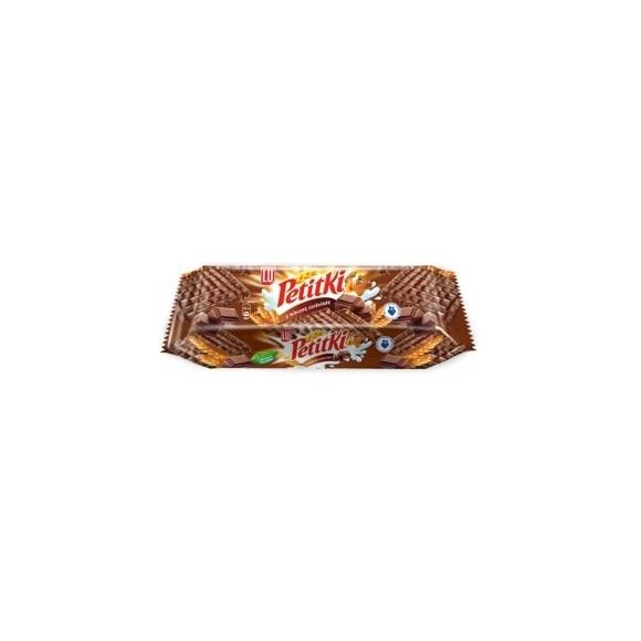 LU Petitki Milk Chocolate Biscotti 166.5g/5.87oz