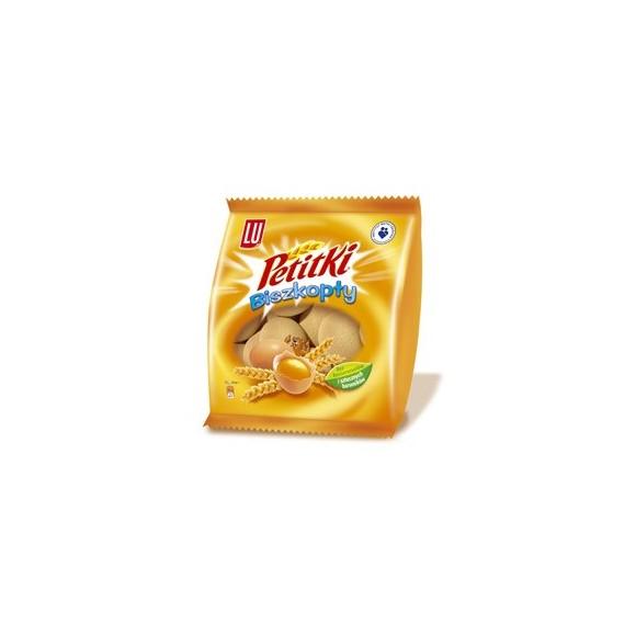 Petitki Soft Milk Biscotti 120g/4.22oz