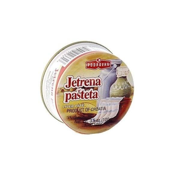 Podravka Jetrena Pasteta Liver Pate 3,3 oz (95g)