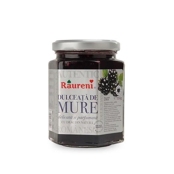 Raureni Blackberry Preserves Confiture 350g/12 oz