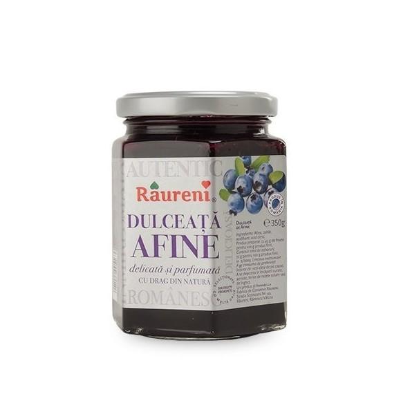 Raureni Blueberry Preserves Confiture 350g/12 oz