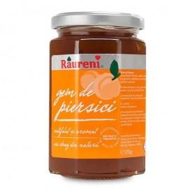 RAURENI Peach Jam ( 13 oz- 370g )