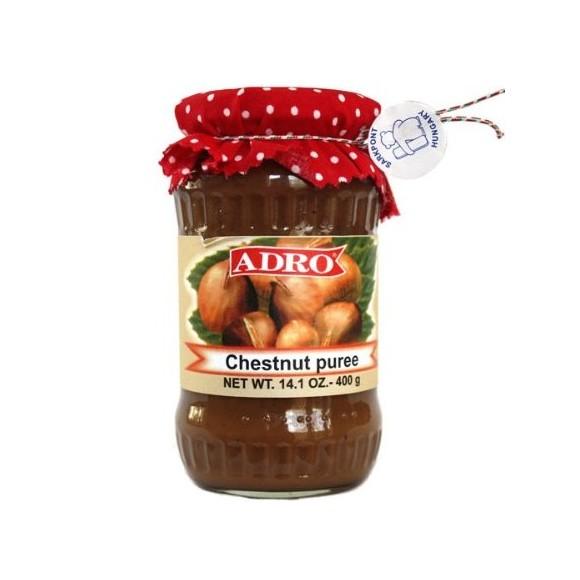 Adro Chestnut Puree 14oz/400g