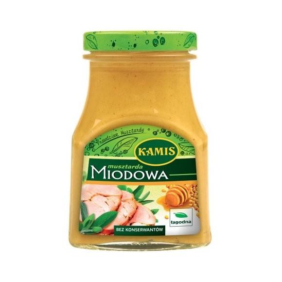 Kamis Honey Mustard 185g