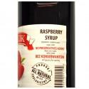 RASPBERRY SYRUP 33 oz. (1.0 L)