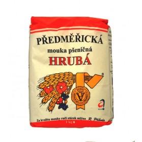 Predmericka Wheat Flour- hruba (mouka psenicna) 1kg