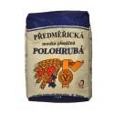 Predmericka Wheat Flour (mouka psenicna- polohruba) 1kg