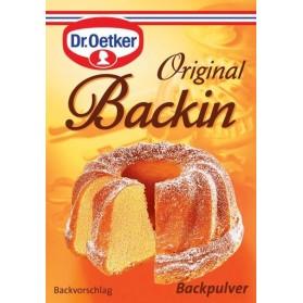 Dr.Oetker Original Backin Backing Powder (Backpulver) 10-pack