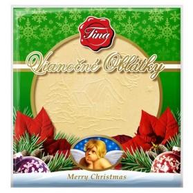 Christmas wafers- vianočné Oblátky 55g (15 wafers)