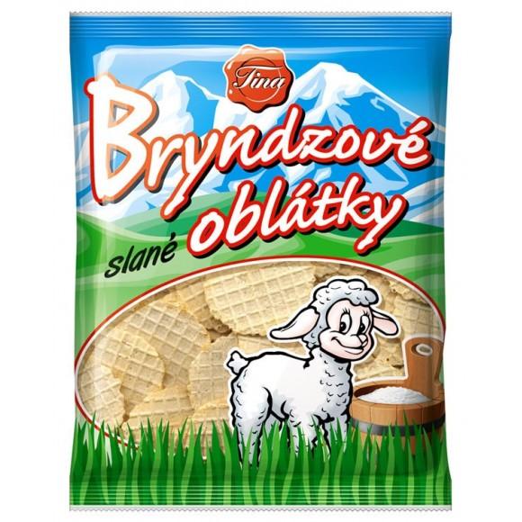 Comet Sheep cheese, Oblatky slané brynzové 55g