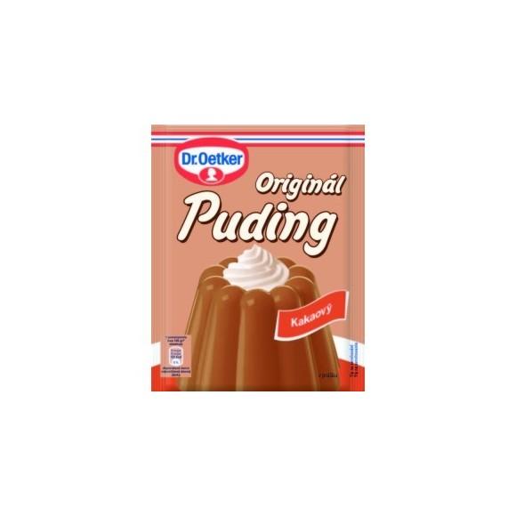 Dr.Oetker Original Pudding Cocoa Flavour 60g/2.11oz