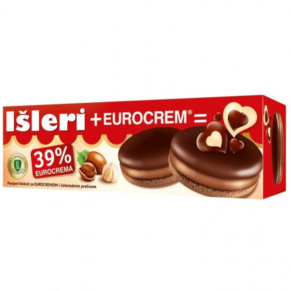 """Isleri"" biscuit with Eurocrem 125g/4.41oz"