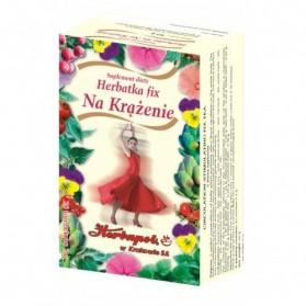 Herbapol Herbatka Fix Na Krazenie/ Circulation-Stimulating Tea 40g.