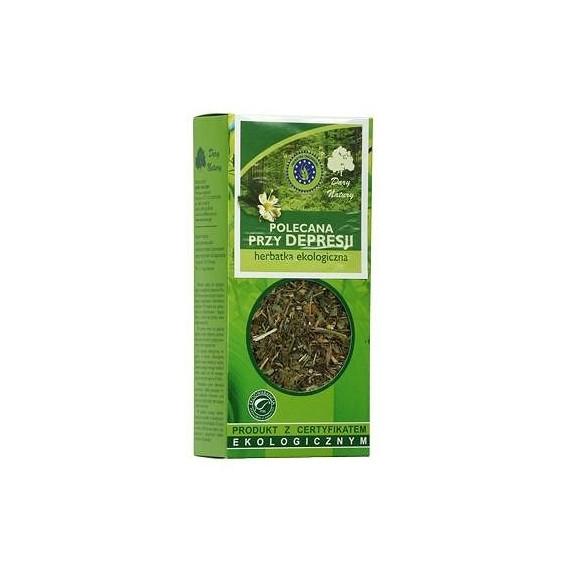 Herbata polecana przy depresji 50g DARY NATURY - BIO