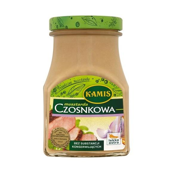 Kamis  Mustard/Czosnkowa 185g/6.5oz