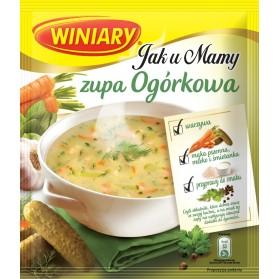 Winiary Cucumber Soup/Ogorkowa 45g.