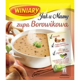 Winiary Boletus Soup / Zupa Borowikowa 44g.