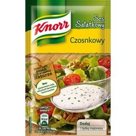 Knorr Garlic Salad Dressing / Sos Salatkowy Czosnkowy  9g.