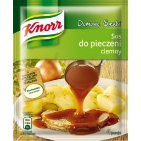 Knorr Dark Roast Sauce / Sos Do Pieczeni Ciemny 24g.