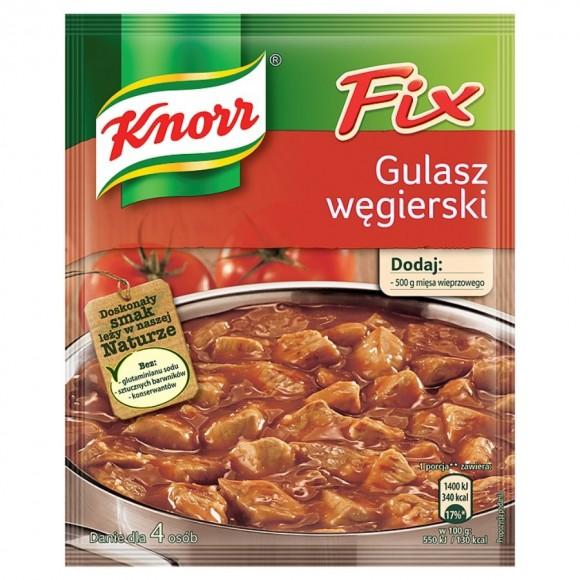 Knorr Fix Hungarian Goulash / Gulasz Wegierski 24g.