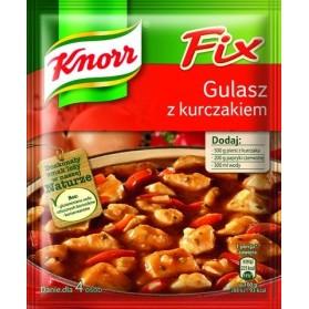 Knorr Fix Chicken Stew / Gulasz z Kurczaka 24g.