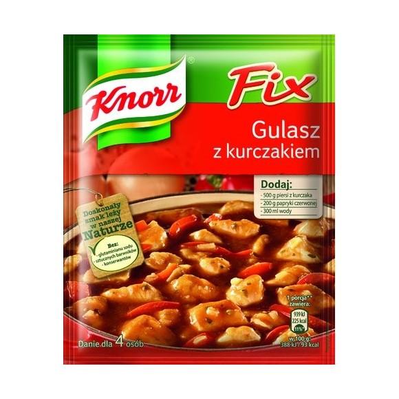 Knorr Fix Chicken Stew 24g/1.8oz