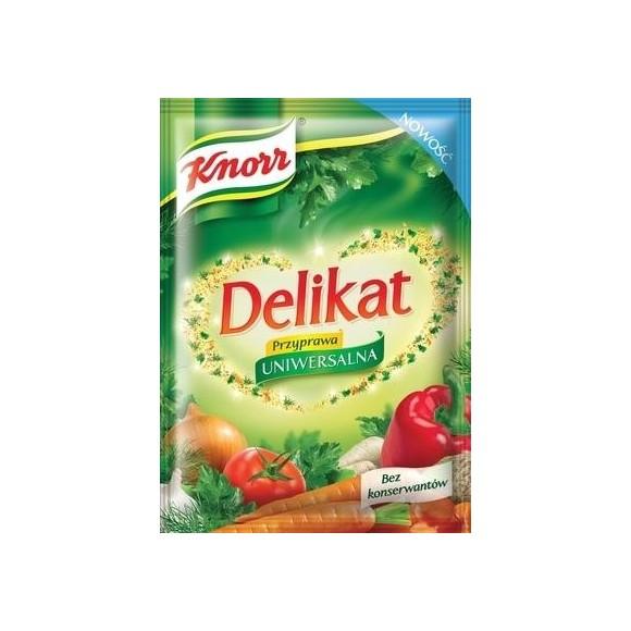 Knorr Delikat Classic Taste / Przyprawa Uniwersalna 75g.