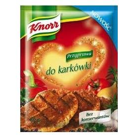 Knorr  Seasoning for Pork / Przyprawa do Karkowki  24g.