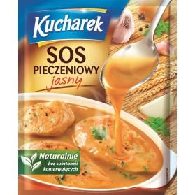 Kucharek  Sauce for Roast Bright / Sos Pieczeniowy Jasny  24g.