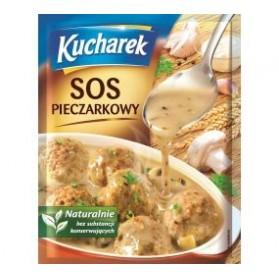 Kucharek  Champignon Sauce / Sos Pieczarkowy  28g/098oz