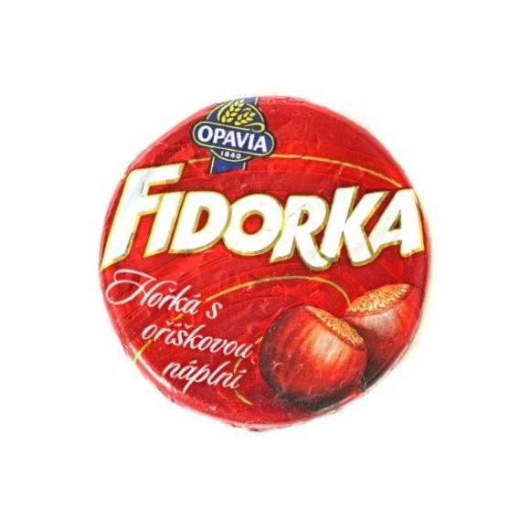 Fidorka Chocolate Wafer Bar - Red  30g