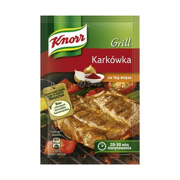 Knorr Grill Pork / Grill Karkowka 40 g