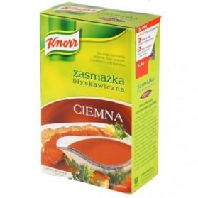 Knorr Dark Browned Flour / Zasmazka Blyskawiczna Ciemna 250g/8.82oz