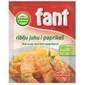 Podravka Fant Fish Soup and Fish Paprikash (riblju juhu i paprikas) 60g
