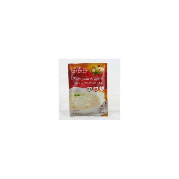 Podravka Cream Of Mushroom Soup / Krem Juha od gljiva 70g