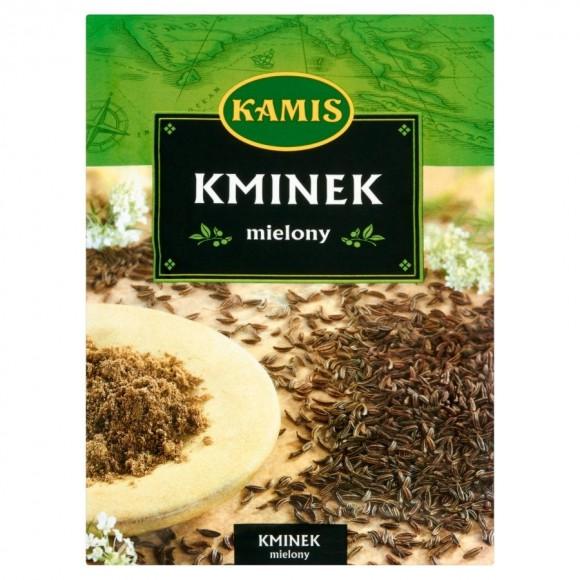 Kamis Ground Cumin / Kminek Mielony 15g.