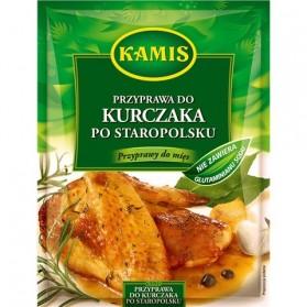 Kamis Seasoning for Chicken Old Polish/ Przyprawa do Kurczaka po Staropolsku 20g.