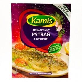 Kamis Aromatic Spice for Trout with Dill/ Aromatyczny Pstrąg z Koperkiem 18g/0.63oz